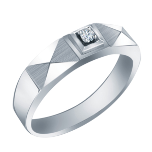 Ming Seng diamond men ring