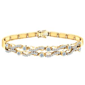 Ming Seng diamond bracelet