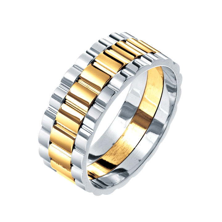 Ming Seng gold ring